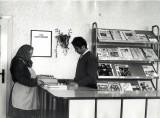knihovník p. Lesniak 1969/71