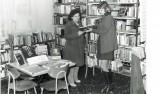 knihovnice Černá Marta 1974